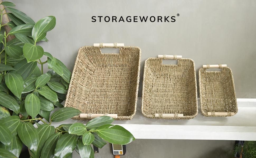 StorageWorks Storage Bins