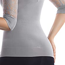 Yangxud Womans Mana Breathable Tshirtslarge Size