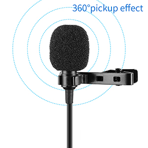 360 Degree Omnidirectional Recording