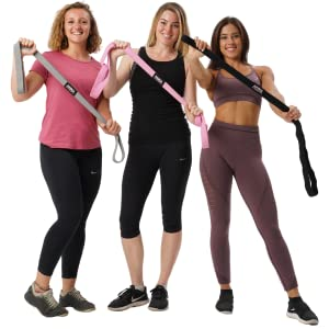Arena Strength Body Long Bands Fabric Resistance Bands