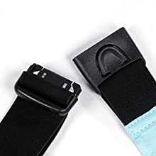 Sturdy quick-release buckle