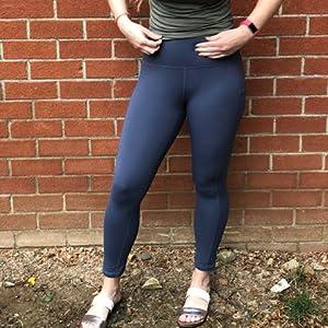 tummy control leggings for women high waist