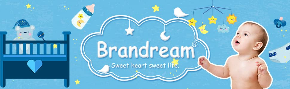 Brandream jungle baby boy crib bedding set