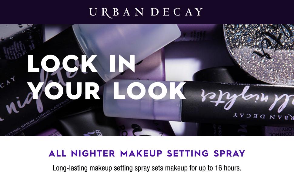 Urban Decay All Nighter Setting Spray