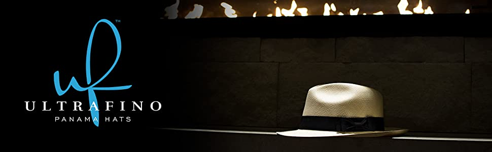 ultrafino fire place panama hat classy fancy