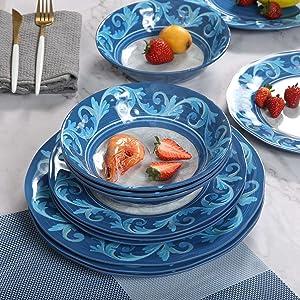 dishes dinnerware set