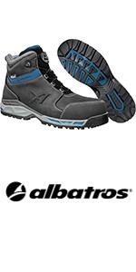 Albatros Tofane Black QL CTX Mid