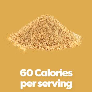 60 Calories per Serving