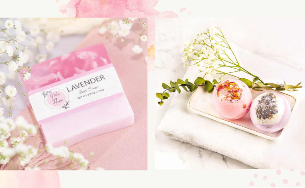 womens birthday gifts for friend mom gifts for birthday surprise box for women present skin soap bar