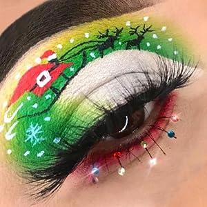 green-eyeshadow-palette