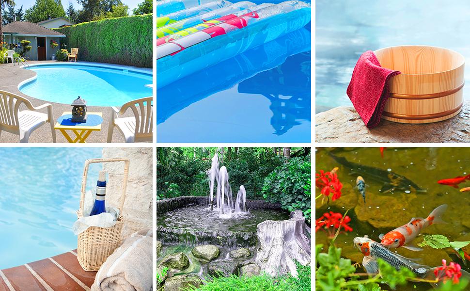 red piscina recoge hojas para piscinas piscinas limpieza limpia piscinas accesorios piscina
