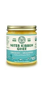 Niter Kibbeh Ghee