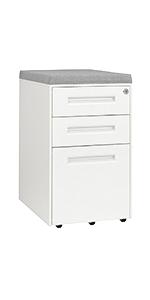 Stockpile Seat File Cabinet