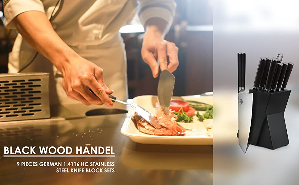 RAZOR SHARP HOME KITCHEN CHEF KNIVES