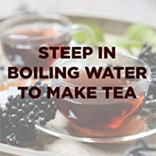 Steep water tea