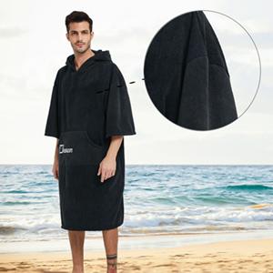 changing robe