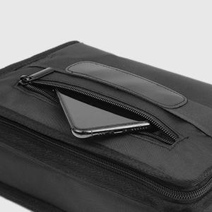black lunch bag small