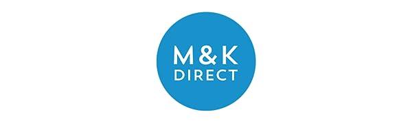 Plastic Wallet Folders by M&K Direct, a UK based brand