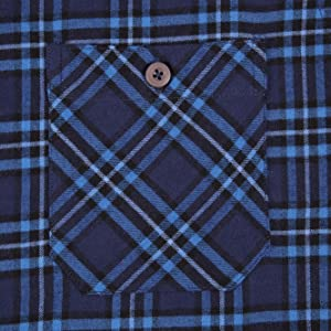 mens flannel shirts plaid long sleeve