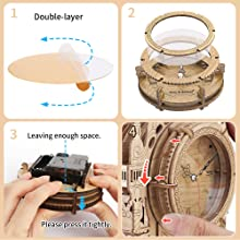 3d puzzle kit