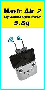 STARTRC Yagi-UDA Extensor de Rango de Amplificador de señal ...
