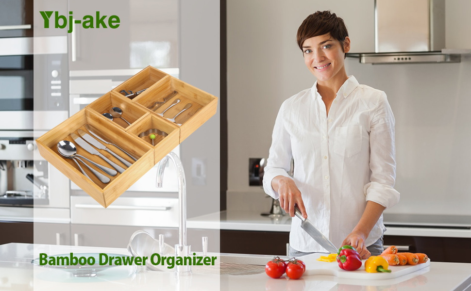 bamboo drawer organizer-1