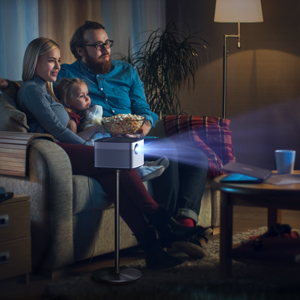 smart projector home theater