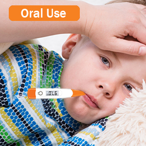 flexible thermometer, digital c and f thermometer, dual scale oral  thermometer, baby thermometer