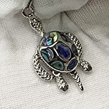 abalone butterfly jewelry