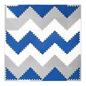 Play Platoon Triangular Play Mat