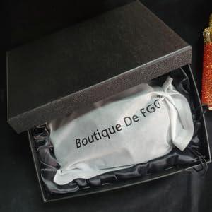 Popcorn Clutch Bag