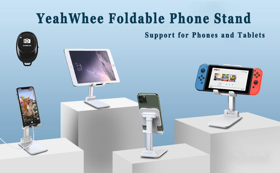 phone stand tripod,Foldable Desk Phone Stand Mount Support Phone Cradle Dock Holder Prop