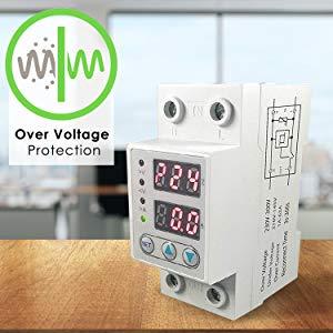 over voltage