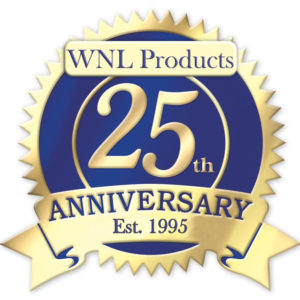 WNL Products Anniversary Seal
