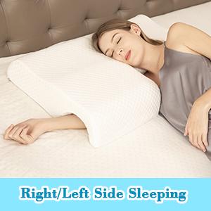 adjustable cuddle pillow