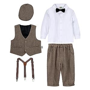 Baby Gentleman Suit