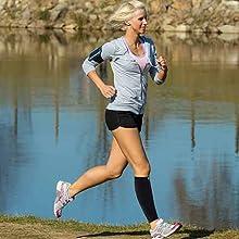 zensah calf/shin splint compression leg sleeves offer ultimate comfort