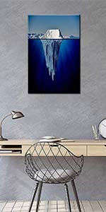 Office wall decoration /  Home wall decoration