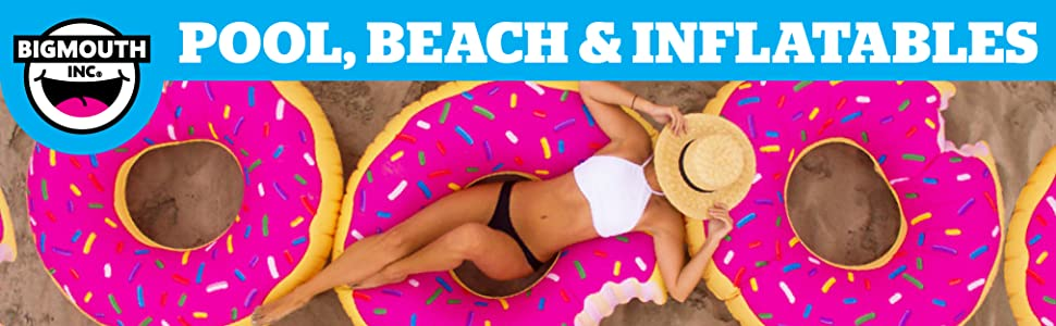 Donut Pool Float BigMouth Inc