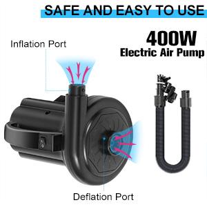 400W electric air pump