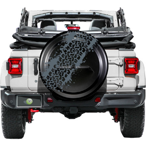Boomerang Jeep Wrangler JL Rigid Mud Truck Tire Cover Available Size Chart