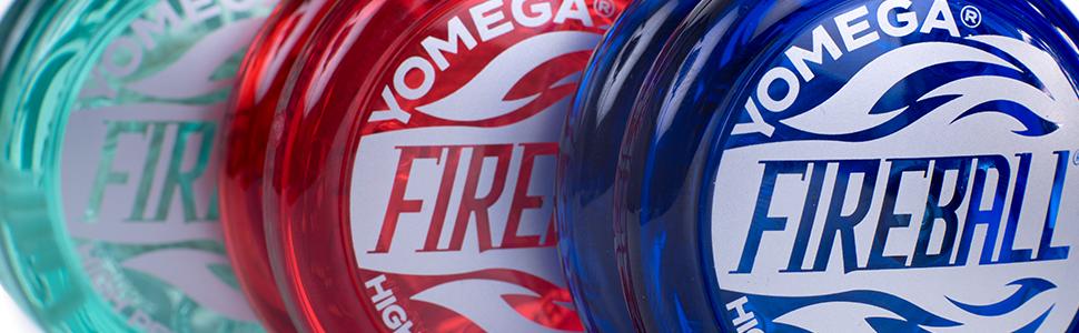 yomega, fireball, yoyo