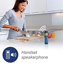 handset speakerphone