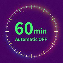 60min auto off