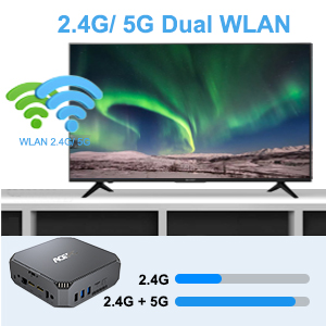 Dual Band 2.4G& 5G WIFI Dual Band 2.4G& 5G WIFI Dual Band 2.4G& 5G WIFI Dual Band 2.4G  5G WIFI