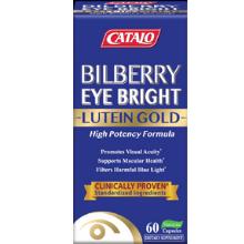 bilberry eye bright gold
