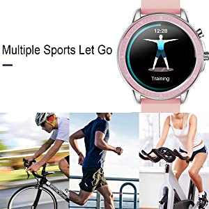 sport watch multifunction smart watch step calories counter pedometer health exercise fit watch