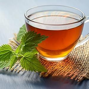 almased tea, caffeine free