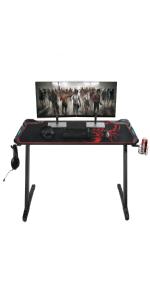 RGB 60 inch gaming desk