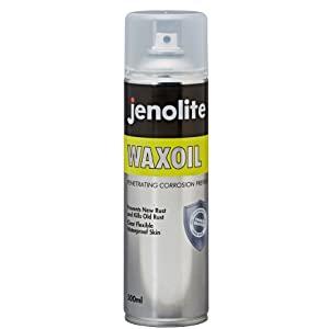 Jenolite Unterbodenschutz Wachs Waxoyl Waxoil Korrosions Schutz Transparent Rostschutz 500 Ml Auto